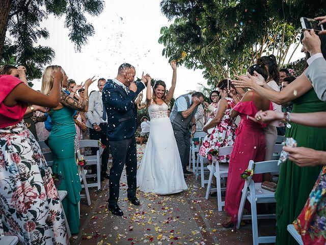 La boda de David y Yaiza en San Cristóbal de La Laguna, Santa Cruz de Tenerife 105
