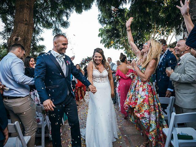 La boda de David y Yaiza en San Cristóbal de La Laguna, Santa Cruz de Tenerife 106
