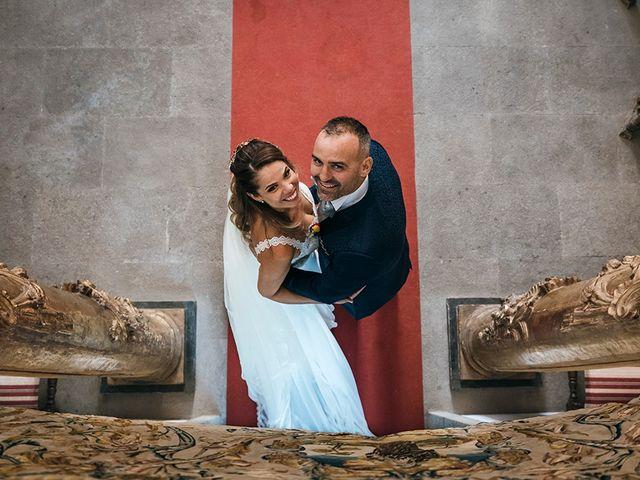 La boda de David y Yaiza en San Cristóbal de La Laguna, Santa Cruz de Tenerife 110