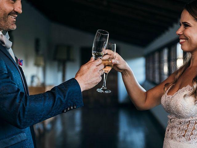 La boda de David y Yaiza en San Cristóbal de La Laguna, Santa Cruz de Tenerife 114