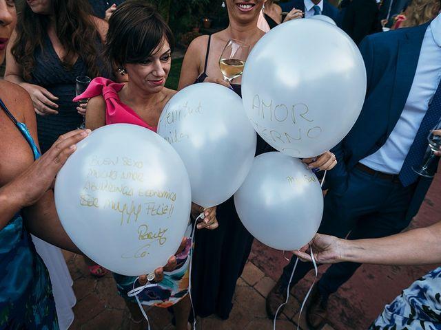 La boda de David y Yaiza en San Cristóbal de La Laguna, Santa Cruz de Tenerife 115