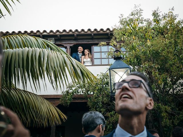 La boda de David y Yaiza en San Cristóbal de La Laguna, Santa Cruz de Tenerife 120