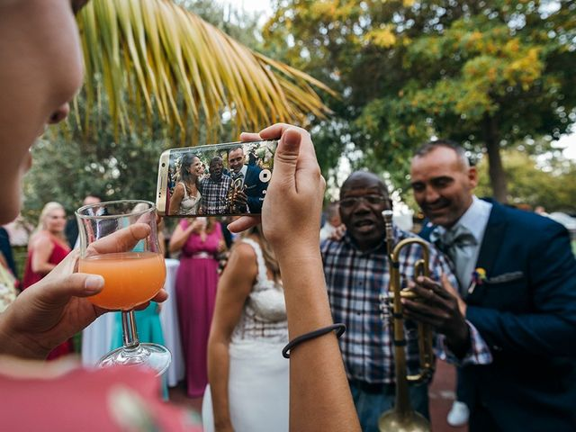 La boda de David y Yaiza en San Cristóbal de La Laguna, Santa Cruz de Tenerife 121