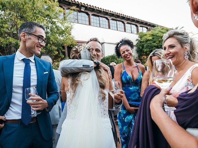 La boda de David y Yaiza en San Cristóbal de La Laguna, Santa Cruz de Tenerife 122