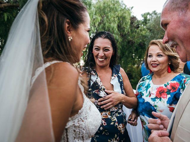 La boda de David y Yaiza en San Cristóbal de La Laguna, Santa Cruz de Tenerife 126