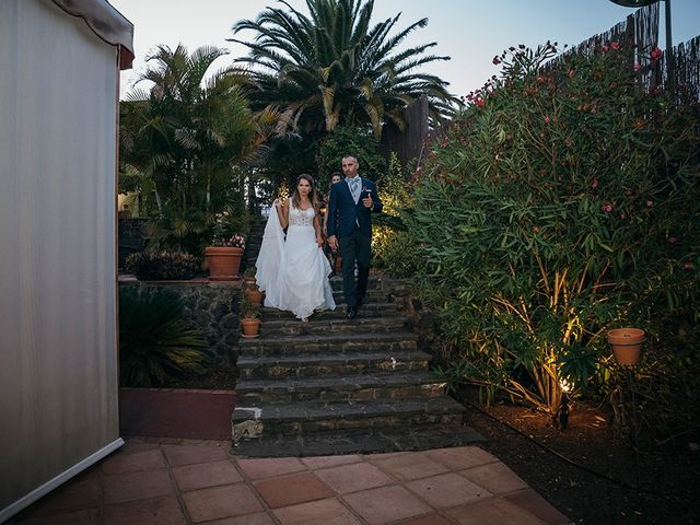 La boda de David y Yaiza en San Cristóbal de La Laguna, Santa Cruz de Tenerife 128