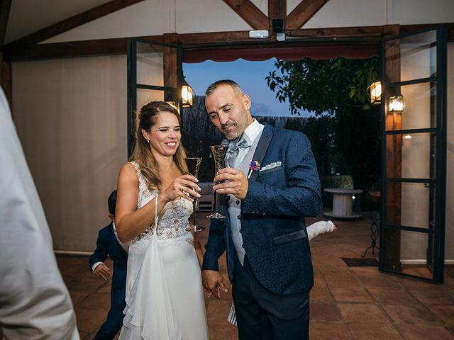 La boda de David y Yaiza en San Cristóbal de La Laguna, Santa Cruz de Tenerife 130
