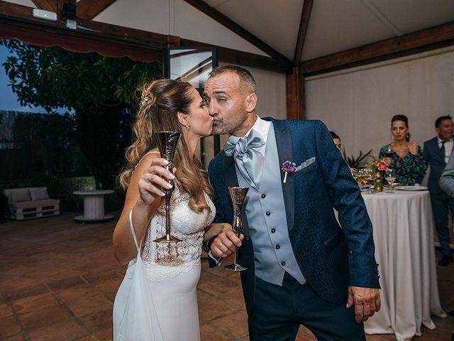 La boda de David y Yaiza en San Cristóbal de La Laguna, Santa Cruz de Tenerife 131
