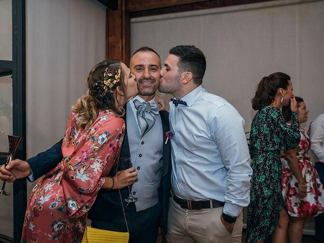 La boda de David y Yaiza en San Cristóbal de La Laguna, Santa Cruz de Tenerife 132
