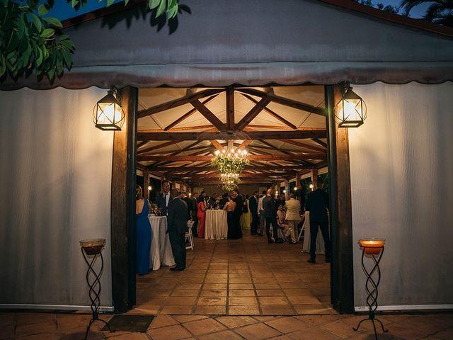 La boda de David y Yaiza en San Cristóbal de La Laguna, Santa Cruz de Tenerife 133