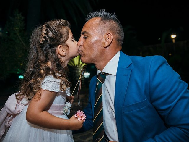 La boda de David y Yaiza en San Cristóbal de La Laguna, Santa Cruz de Tenerife 150