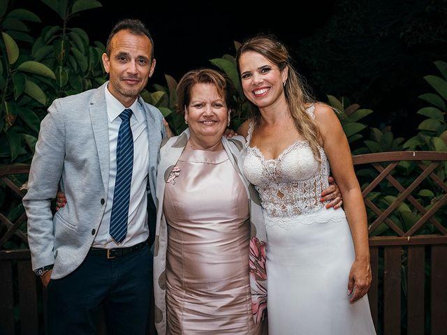 La boda de David y Yaiza en San Cristóbal de La Laguna, Santa Cruz de Tenerife 156