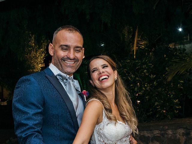 La boda de David y Yaiza en San Cristóbal de La Laguna, Santa Cruz de Tenerife 160