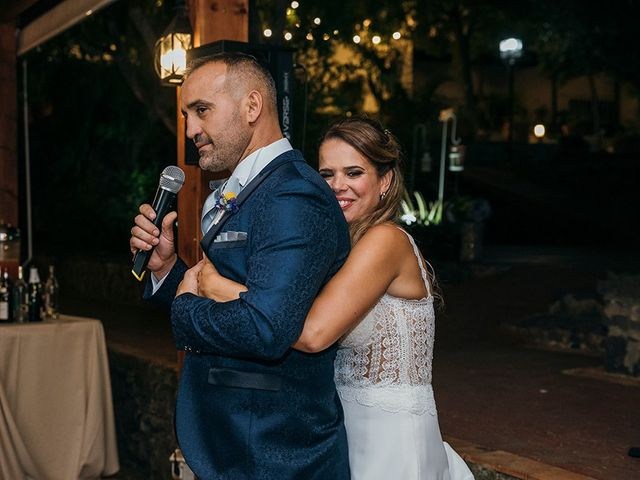 La boda de David y Yaiza en San Cristóbal de La Laguna, Santa Cruz de Tenerife 164