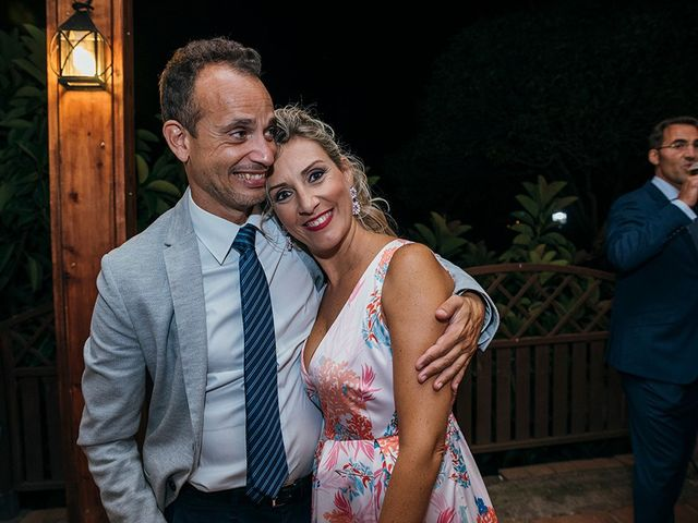 La boda de David y Yaiza en San Cristóbal de La Laguna, Santa Cruz de Tenerife 166