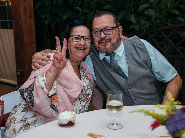 La boda de David y Yaiza en San Cristóbal de La Laguna, Santa Cruz de Tenerife 167