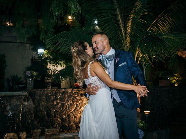 La boda de David y Yaiza en San Cristóbal de La Laguna, Santa Cruz de Tenerife 170