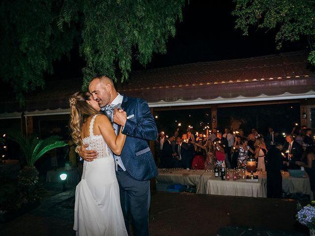 La boda de David y Yaiza en San Cristóbal de La Laguna, Santa Cruz de Tenerife 172