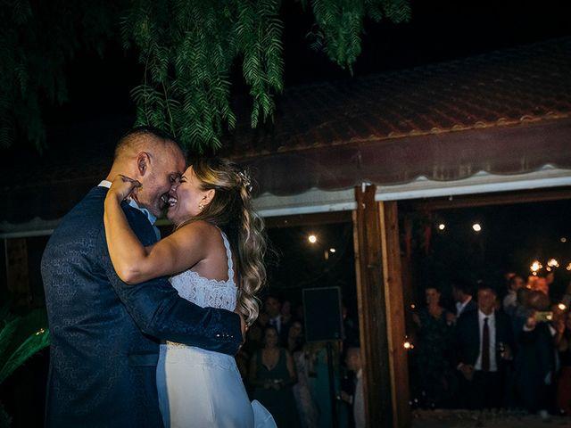 La boda de David y Yaiza en San Cristóbal de La Laguna, Santa Cruz de Tenerife 173