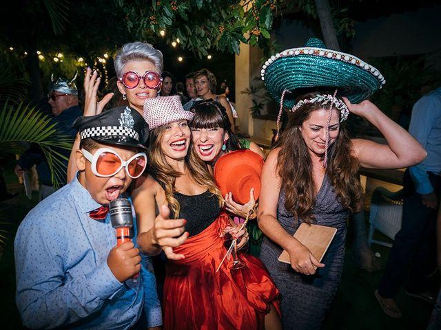 La boda de David y Yaiza en San Cristóbal de La Laguna, Santa Cruz de Tenerife 175