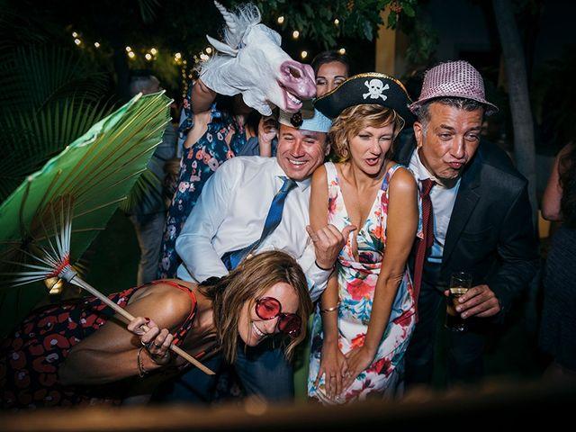 La boda de David y Yaiza en San Cristóbal de La Laguna, Santa Cruz de Tenerife 176