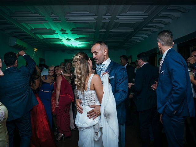 La boda de David y Yaiza en San Cristóbal de La Laguna, Santa Cruz de Tenerife 177