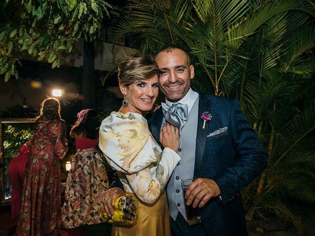 La boda de David y Yaiza en San Cristóbal de La Laguna, Santa Cruz de Tenerife 184