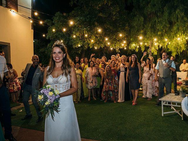 La boda de David y Yaiza en San Cristóbal de La Laguna, Santa Cruz de Tenerife 186