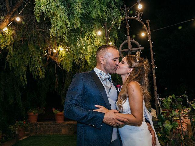 La boda de Yaiza y David
