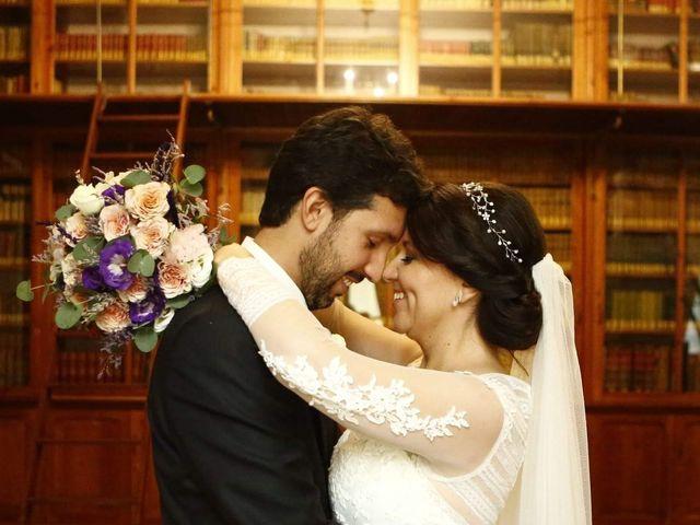 La boda de Úrsula y Rafa