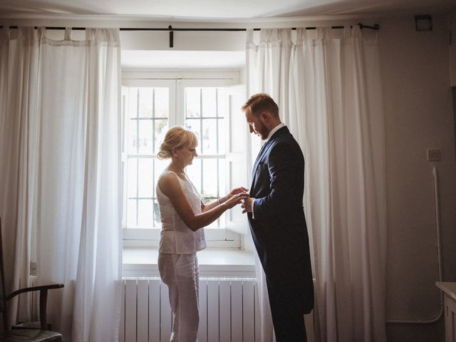 La boda de Piotr y Laura en Segovia, Segovia 11