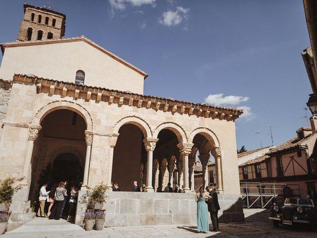 La boda de Piotr y Laura en Segovia, Segovia 17