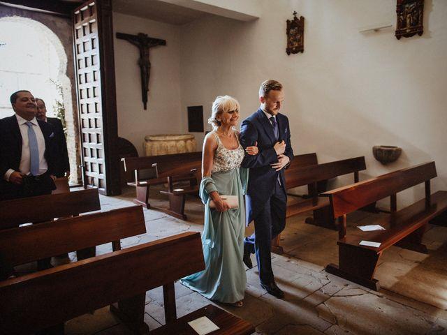 La boda de Piotr y Laura en Segovia, Segovia 19