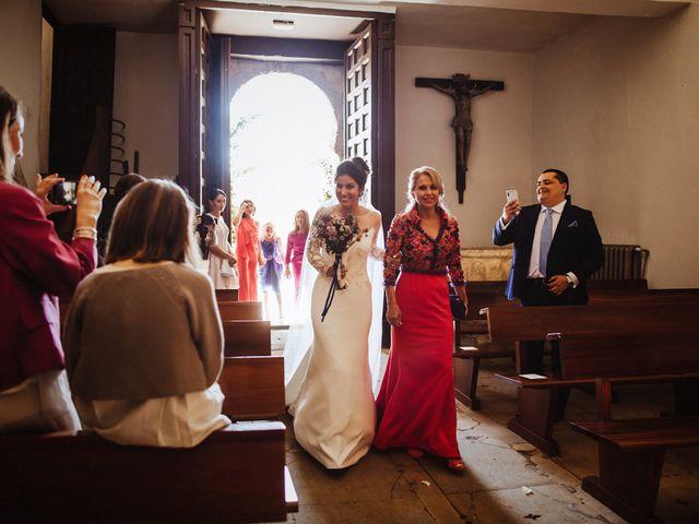 La boda de Piotr y Laura en Segovia, Segovia 21