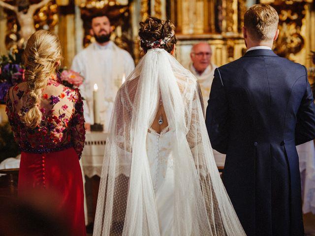 La boda de Piotr y Laura en Segovia, Segovia 22