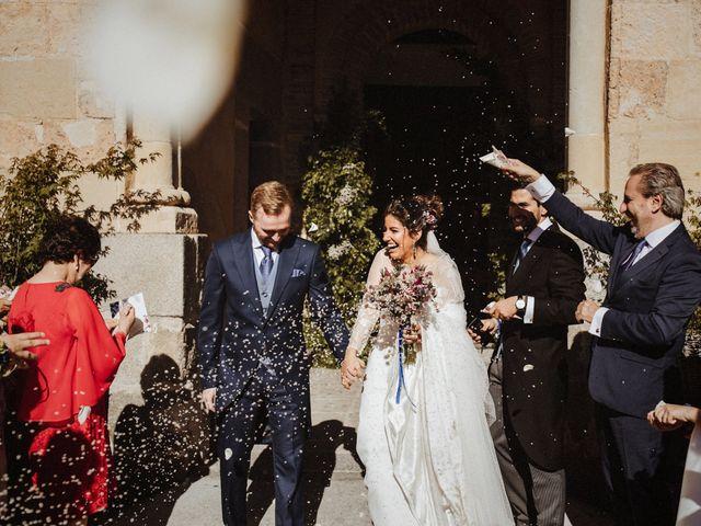 La boda de Piotr y Laura en Segovia, Segovia 23