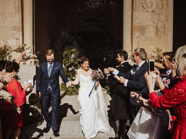 La boda de Piotr y Laura en Segovia, Segovia 24