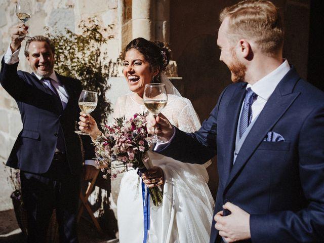 La boda de Piotr y Laura en Segovia, Segovia 25