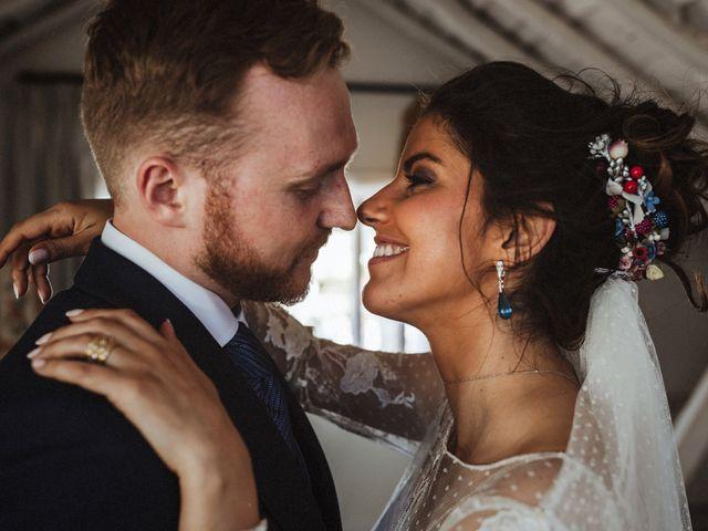 La boda de Laura y Piotr