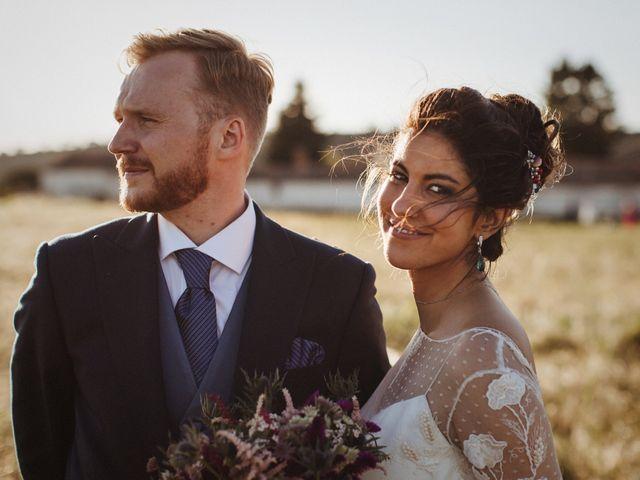 La boda de Piotr y Laura en Segovia, Segovia 48