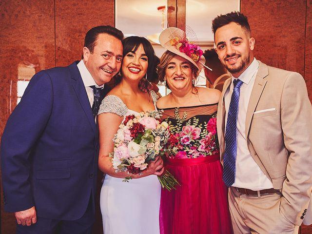 La boda de Imanol y Irene en Pinos Puente, Granada 39