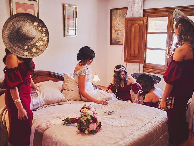 La boda de Imanol y Irene en Pinos Puente, Granada 40