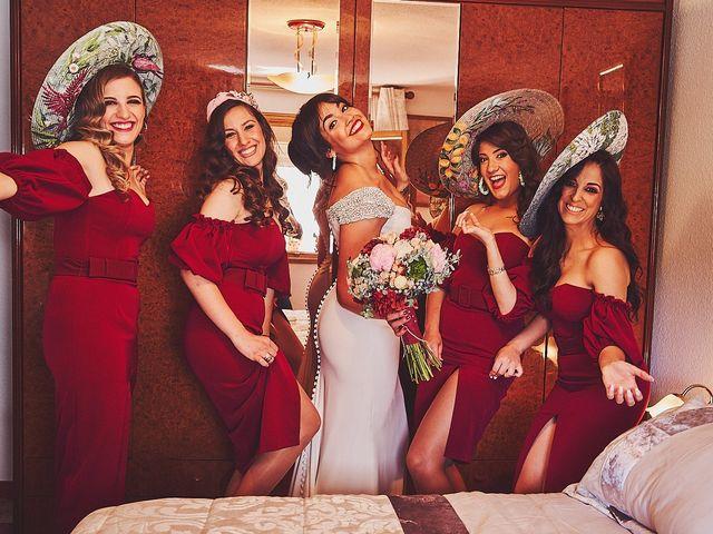La boda de Imanol y Irene en Pinos Puente, Granada 42