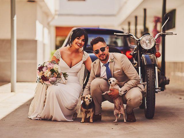 La boda de Imanol y Irene en Pinos Puente, Granada 60