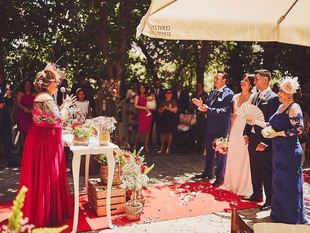 La boda de Imanol y Irene en Pinos Puente, Granada 93