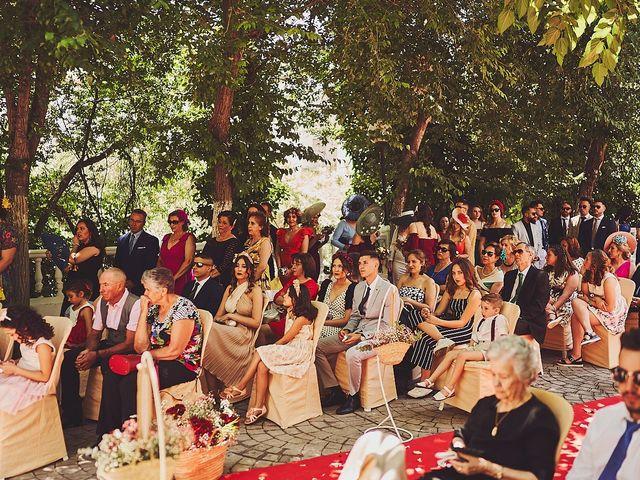 La boda de Imanol y Irene en Pinos Puente, Granada 94
