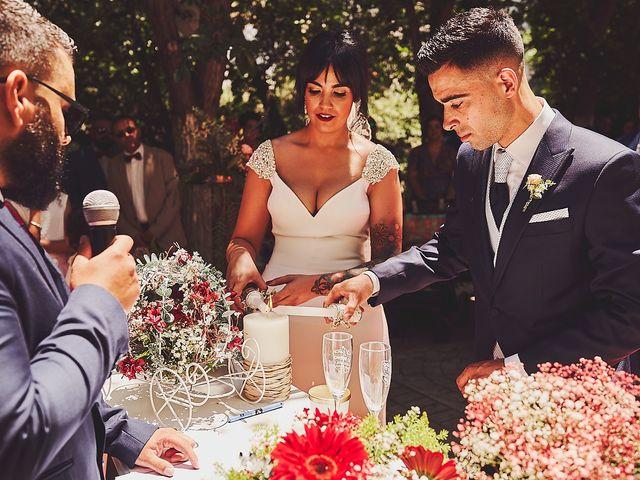 La boda de Imanol y Irene en Pinos Puente, Granada 96