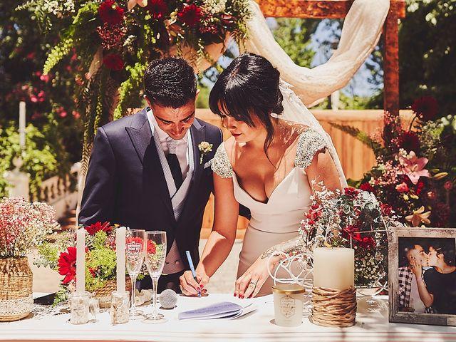 La boda de Imanol y Irene en Pinos Puente, Granada 101
