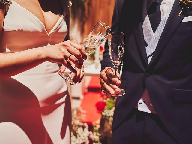La boda de Imanol y Irene en Pinos Puente, Granada 105