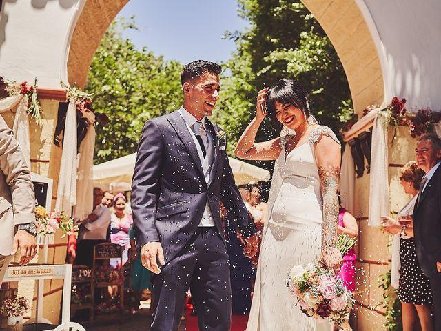 La boda de Imanol y Irene en Pinos Puente, Granada 111